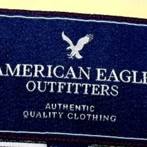 #320 American Eagle Outfitters Button Up Shirt